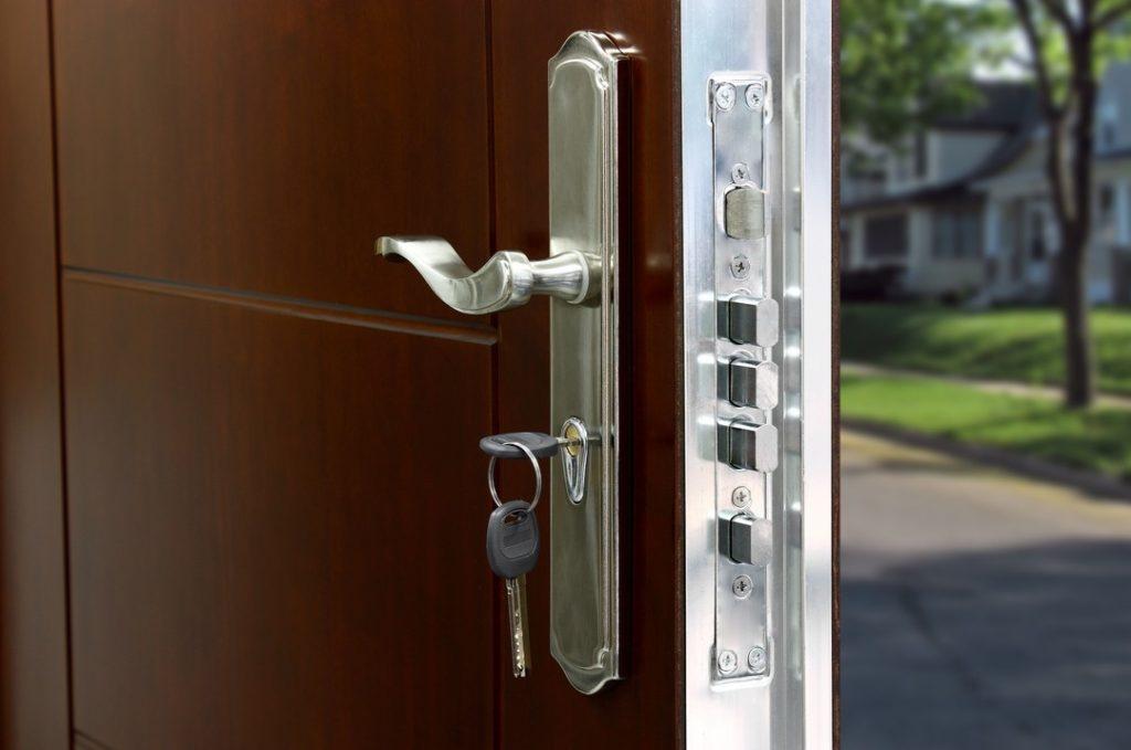 combien coûte une porte blindée ?